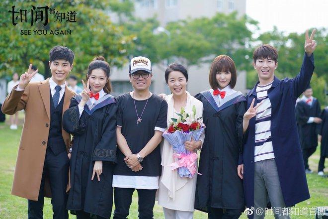 Đường Yên trẻ trung, xinh xắn trong ngày tốt nghiệp đại học - Ảnh 3.