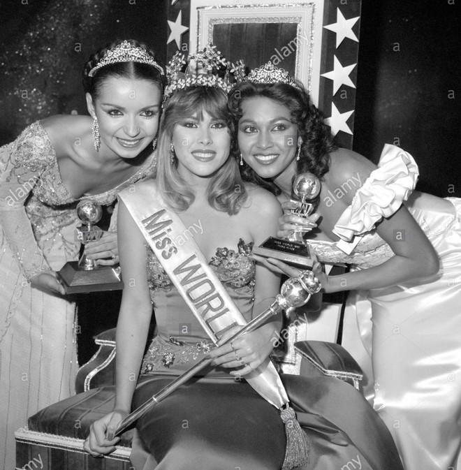 66 năm tổ chức, Miss World hóa ra chỉ là cuộc đua tranh thống trị giữa hai cường quốc nhan sắc Ấn Độ và Venezuela - Ảnh 7.