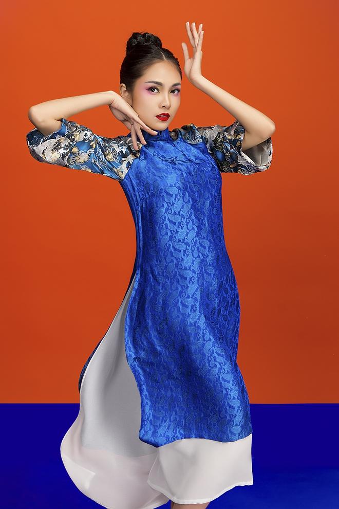 Học trò Lưu Thiên Hương đẹp rực rỡ đón Trung thu sớm - Ảnh 3.