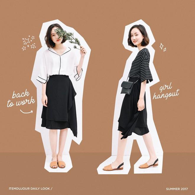 Nàng điệu đà đừng bỏ qua những mẫu chân váy giá dưới 500 ngàn đến từ các thương hiệu Việt này nhé! - Ảnh 6.
