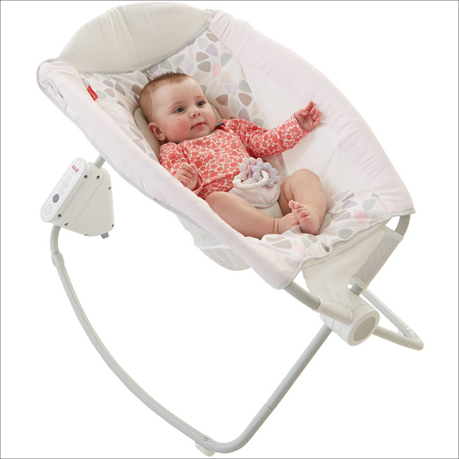 Đây chính xác là chiếc ghế rung hoàn hảo, đáng túi tiền nhất mẹ cần mua cho bé - Ảnh 4.