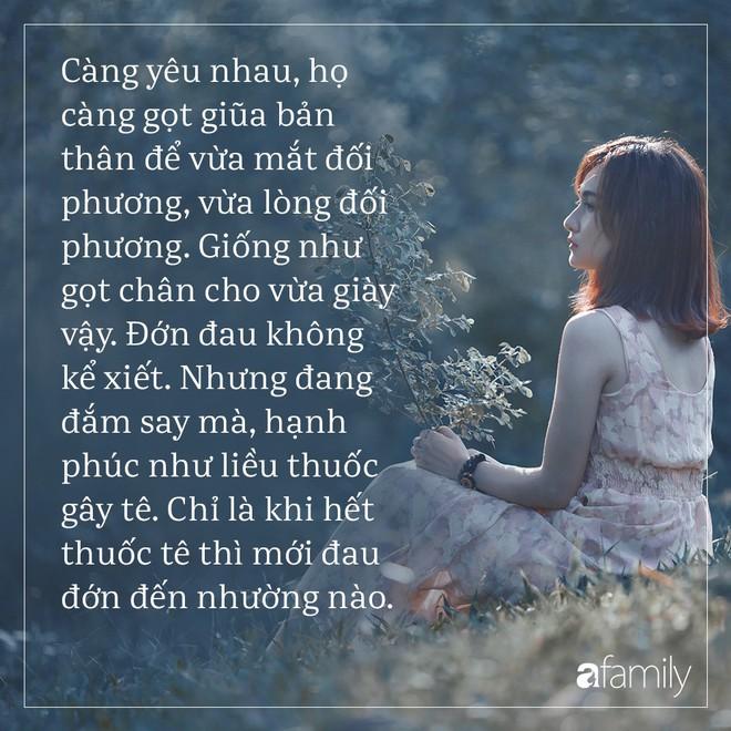 Hỡi những em gái đang yêu như Văn Mai Hương: nếu em muốn đến được mùa quả chín... - Ảnh 2.