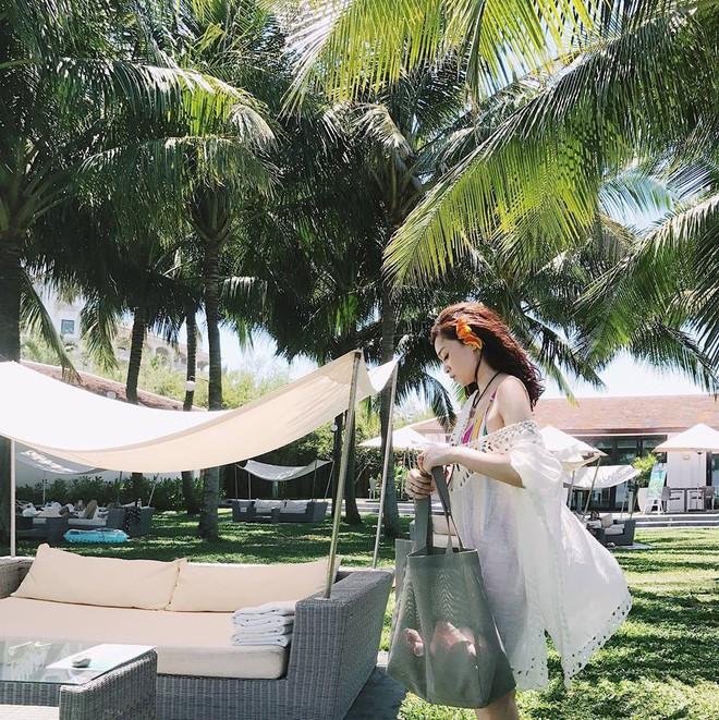 Sắp 30 đến nơi, cựu hot girl Ngọc Mon vẫn trẻ trung sành điệu, hưởng thụ cuộc sống viên mãn bên chồng kém tuổi - Ảnh 35.