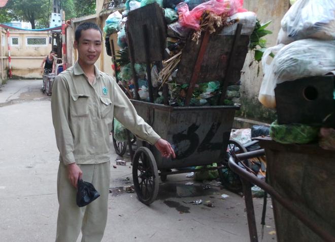Hà Nội: Chánh thanh tra Sở Y tế trả lời về những túi ni lông đen được vứt ra xe rác từ phòng khám thai - Ảnh 5.