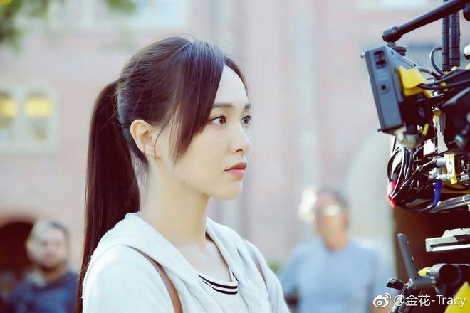 Đóng phim cùng người yêu, Đường Yên tươi tắn, xinh đẹp hút mắt nhìn - Ảnh 7.
