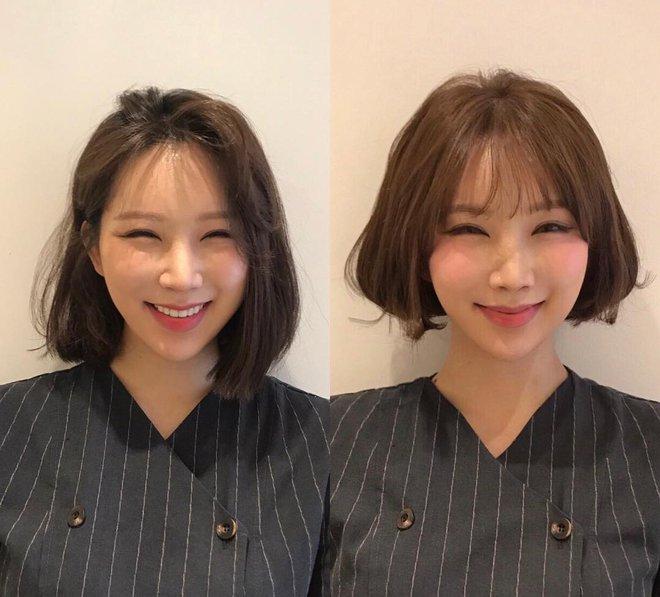 Nên trung thành với tóc ngắn, vì tóc ngắn vừa trẻ lại vừa có nhiều kiểu để thay đổi thế này cơ mà  - Ảnh 4.