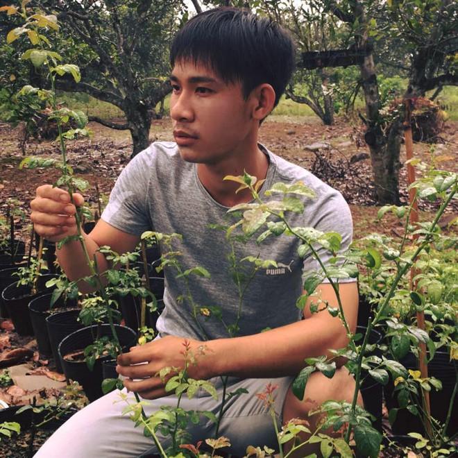 Khu vườn hoa hồng 2000 gốc gây thương nhớ cho bất cứ ai của chàng trai 9x ở Đồng Nai - Ảnh 2.