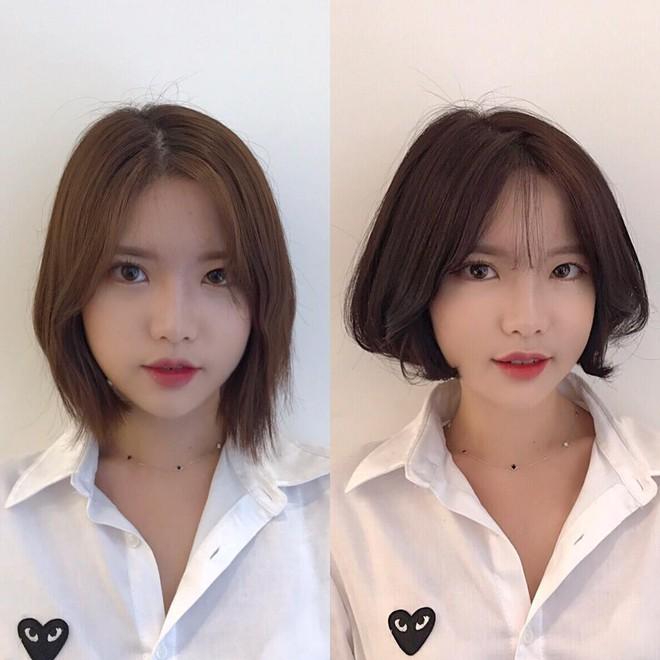 Nên trung thành với tóc ngắn, vì tóc ngắn vừa trẻ lại vừa có nhiều kiểu để thay đổi thế này cơ mà  - Ảnh 5.