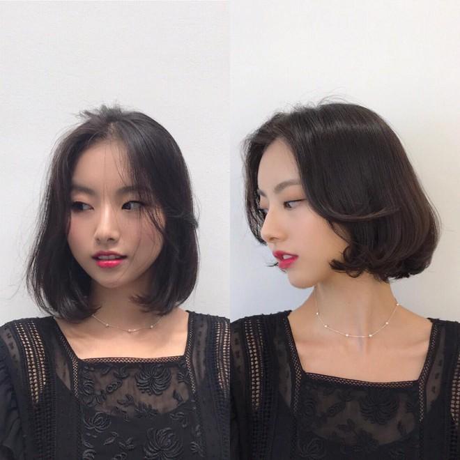 Nên trung thành với tóc ngắn, vì tóc ngắn vừa trẻ lại vừa có nhiều kiểu để thay đổi thế này cơ mà  - Ảnh 3.