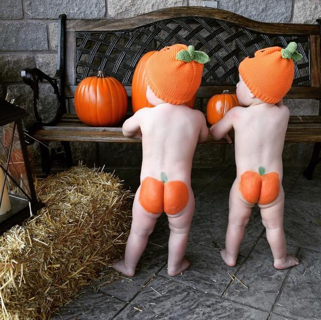 Trào lưu chụp ảnh cho bé sốt xình xịch trong mùa Halloween năm nay, bố mẹ đã biết chưa? - Ảnh 1.