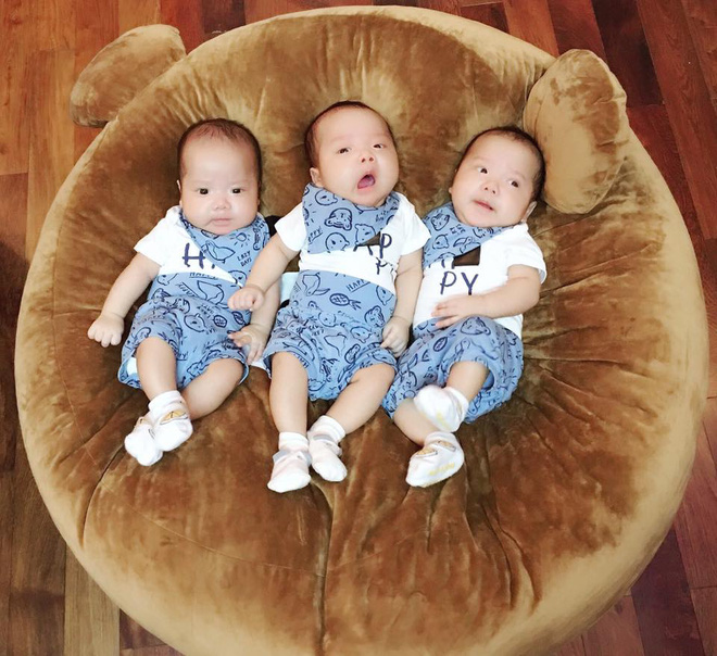 Mẹ 9x kể về hành trình mang thai ba: Quyết định giữ lại cả ba con dù bác sĩ nào cũng khuyên bỏ bớt - Ảnh 14.
