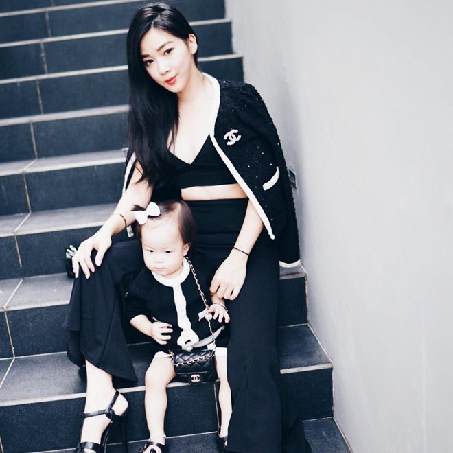 Cuộc sống như mơ của hot mom 2 con xinh đẹp: Sự nghiệp đình đám, chồng chiều, con siêu đáng yêu - Ảnh 36.