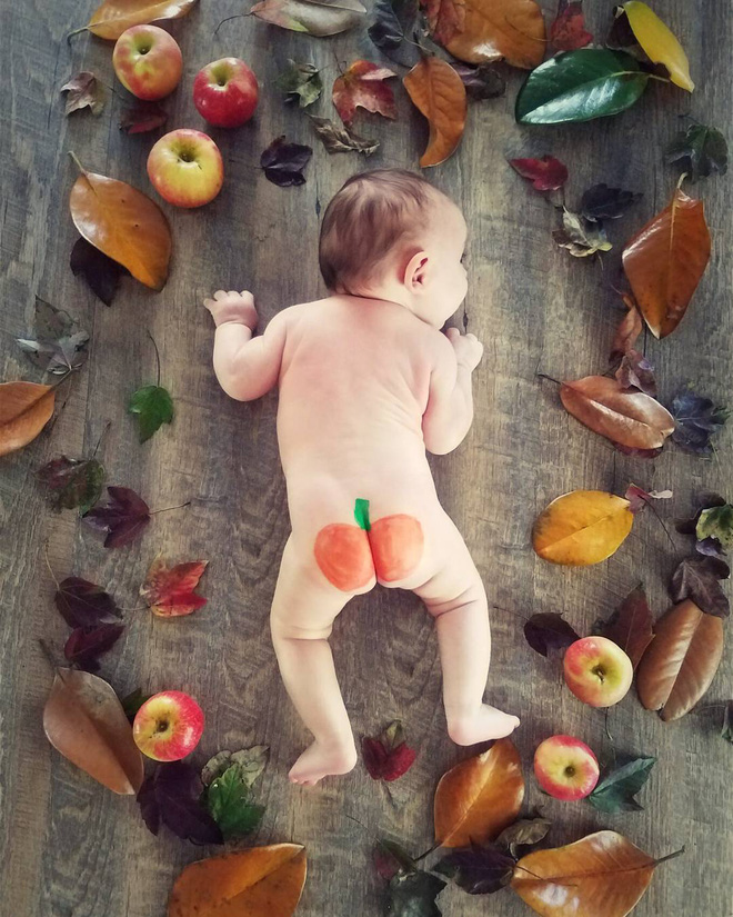 Trào lưu chụp ảnh cho bé sốt xình xịch trong mùa Halloween năm nay, bố mẹ đã biết chưa? - Ảnh 18.