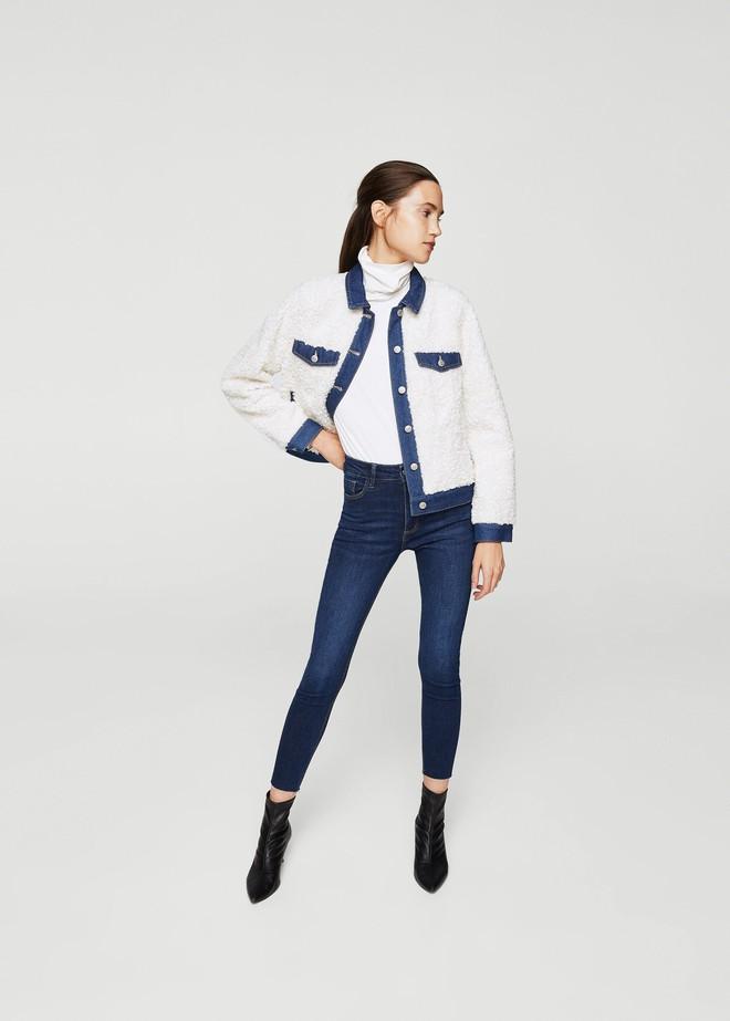 Gợi ý 15 mẫu quần dài từ Zara, Mango, H&M cứ mặc cùng boots là đẹp - Ảnh 15.