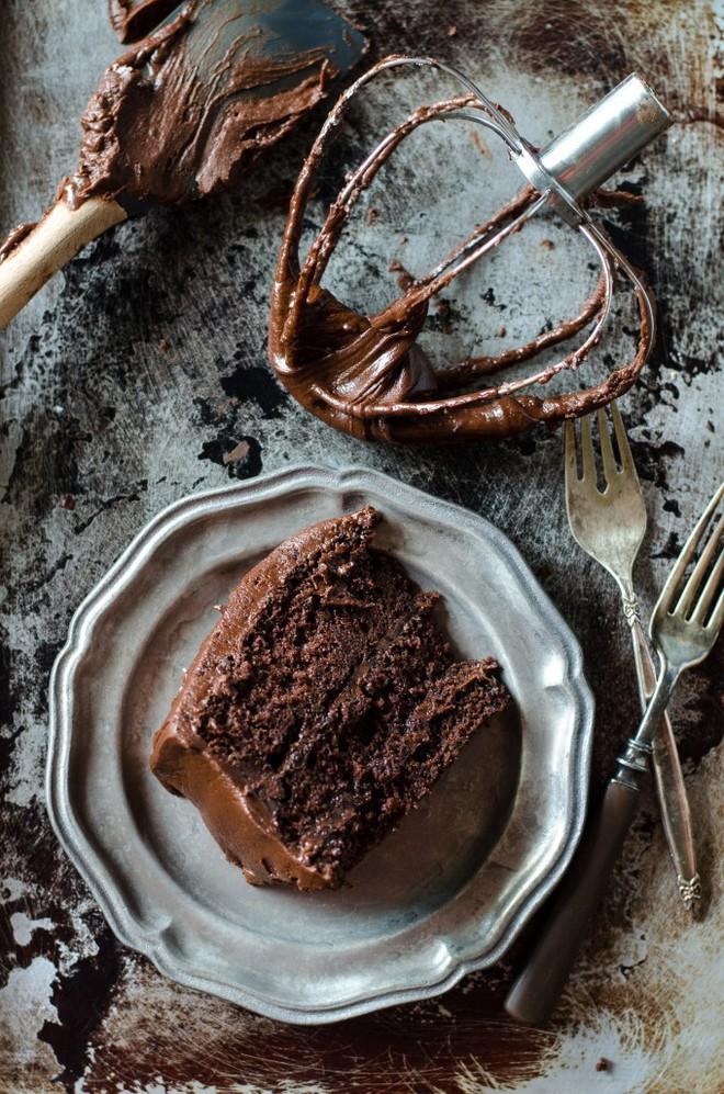 """""""Đã miệng"""" cho bà bầu với những món ăn vặt ngon bổ (Chocolate đen)"""