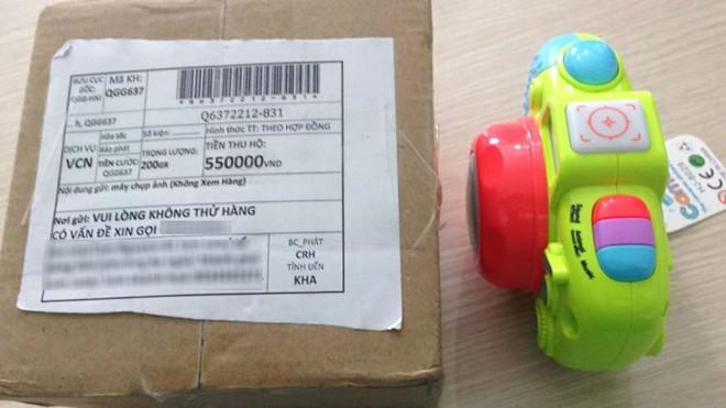 Cuối năm, hàng loạt chị em bức xúc vì đặt mua máy ảnh Hàn Quốc lại bị lừa rước về đồ chơi trẻ con - Ảnh 5.
