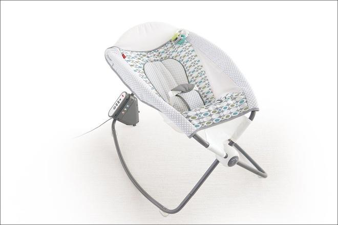 Đây chính xác là chiếc ghế rung hoàn hảo, đáng túi tiền nhất mẹ cần mua cho bé - Ảnh 5.