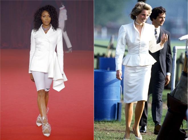 Công nương Diana trở thành nguồn cảm hứng trong BST mới của thương iêuj Off-White - Ảnh 3.
