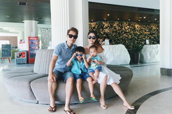 Thủy Anh - vợ ca sĩ Đăng Khôi, cựu hot girl đình đám một thời nay đã thành mẹ 2 con sang chảnh - Ảnh 33.