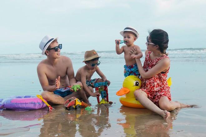 Thủy Anh - vợ ca sĩ Đăng Khôi, cựu hot girl đình đám một thời nay đã thành mẹ 2 con sang chảnh - Ảnh 31.