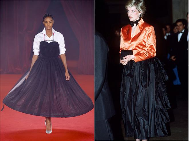 Công nương Diana trở thành nguồn cảm hứng trong BST mới của thương iêuj Off-White - Ảnh 12.