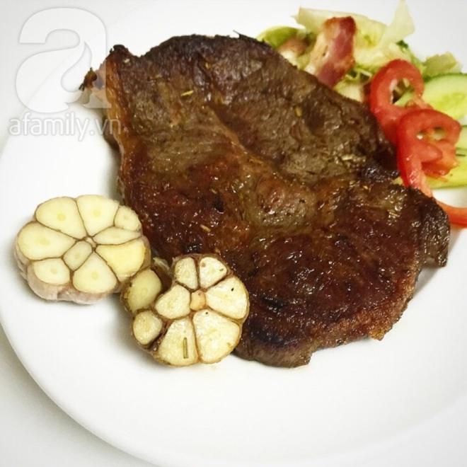 Cuối tuần trổ tài làm bò bít tết theo công thức của đầu bếp nổi tiếng nhất thế giới - Ảnh 5.