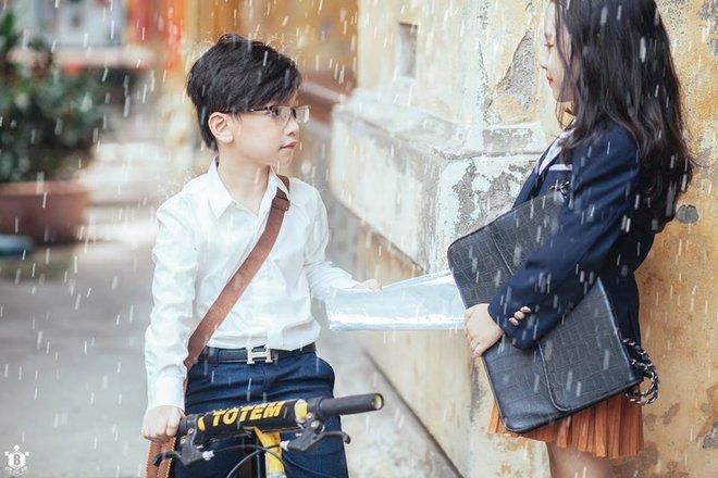 Truy lùng danh tính cặp đôi Em gái mưa phiên bản nhí trong bộ ảnh đang gây bão táp mạng xã hội - Ảnh 22.