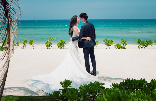 Sau đám cưới 10 tỷ dậy sóng MXH, cặp đại gia Đông Anh tiết lộ ảnh cưới cùng chuyện tình yêu đẹp không tưởng - Ảnh 12.