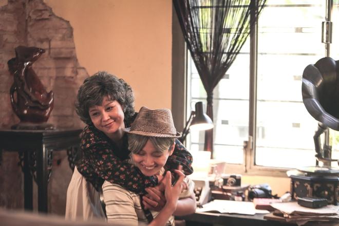 Phì cười trước hình ảnh già nua của Ngô Kiến Huy và hotgirl Sam - Ảnh 6.