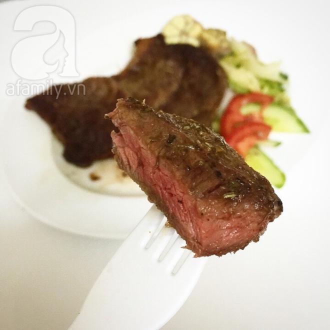 Cuối tuần trổ tài làm bò bít tết theo công thức của đầu bếp nổi tiếng nhất thế giới - Ảnh 6.