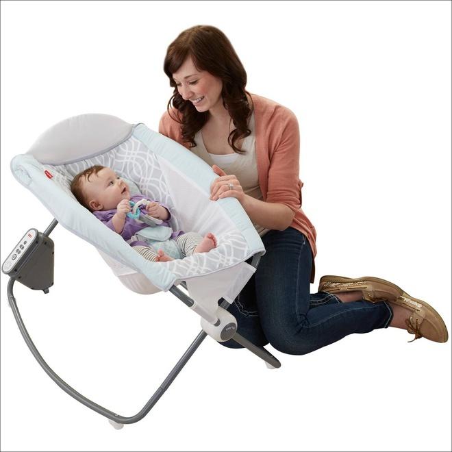 Đây chính xác là chiếc ghế rung hoàn hảo, đáng túi tiền nhất mẹ cần mua cho bé - Ảnh 10.