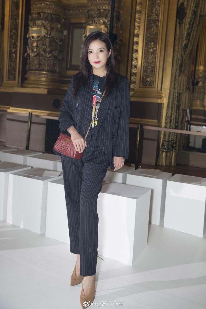 Dù đã ngoài 40, Triệu Vy vẫn gây ấn tượng bởi style trẻ trung và thanh lịch tại show diễn của Stella McCartney - Ảnh 5.