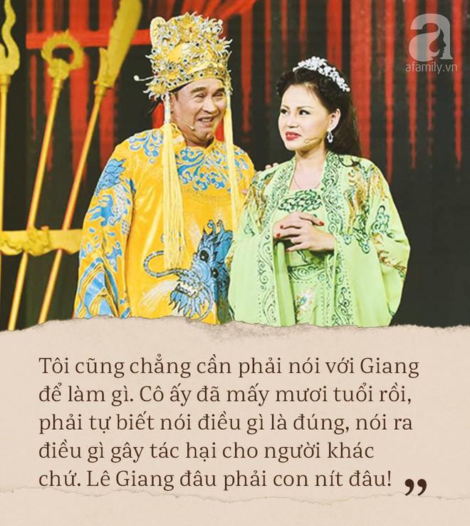 Bị Lê Giang tố đánh vợ đến mức vứt xuống cầu thang, Duy Phương lên tiếng: Họ đang giết tôi! - Ảnh 8.