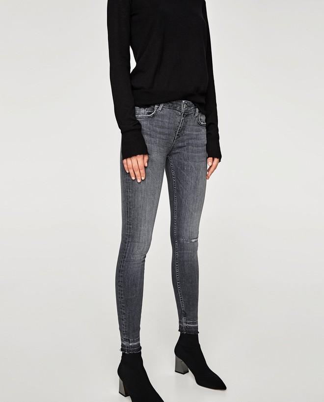 Gợi ý 15 mẫu quần dài từ Zara, Mango, H&M cứ mặc cùng boots là đẹp - Ảnh 9.