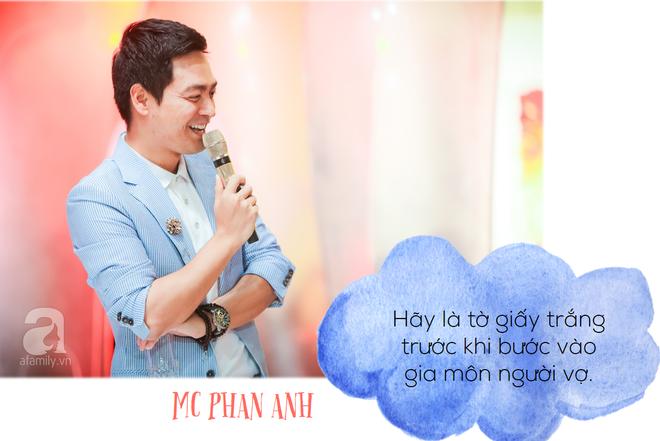 """MC Phan Anh bày cách giữ lửa hôn nhân: """"Dù đúng hay sai, đàn ông nhất định phải là người xin lỗi trước"""" - Ảnh 3."""