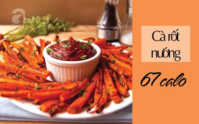 Ơn giời, 75 món ăn vặt dưới 100 calo cho thực đơn Eat Clean giảm cân đây rồi! - Ảnh 14.