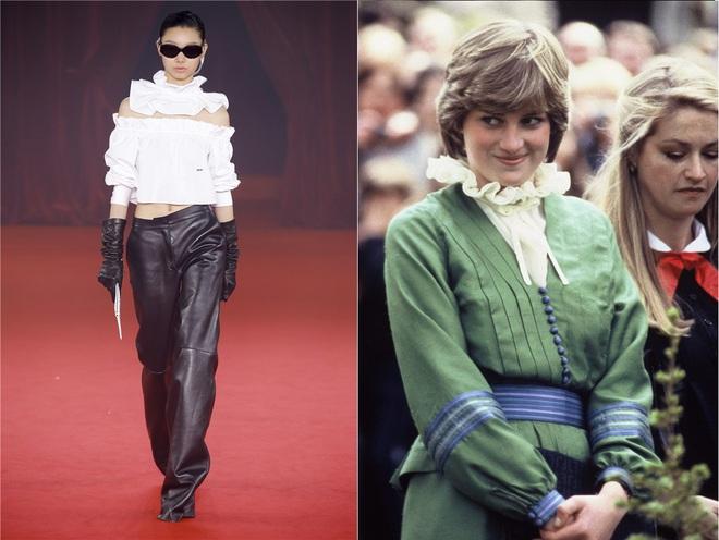 Công nương Diana trở thành nguồn cảm hứng trong BST mới của thương iêuj Off-White - Ảnh 5.