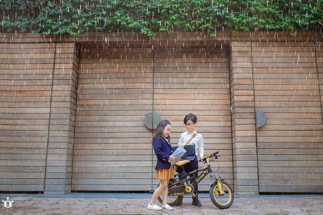 Truy lùng danh tính cặp đôi Em gái mưa phiên bản nhí trong bộ ảnh đang gây bão táp mạng xã hội - Ảnh 18.
