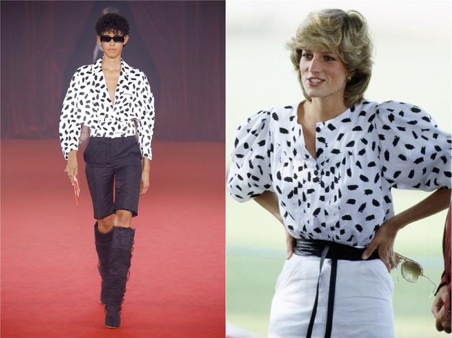 Công nương Diana trở thành nguồn cảm hứng trong BST mới của thương iêuj Off-White - Ảnh 4.
