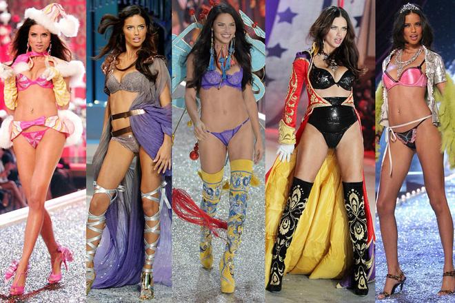 Ai cũng bất ngờ khi Adriana Lima thông báo thời gian nghỉ hưu show Victorias Secret  - Ảnh 5.
