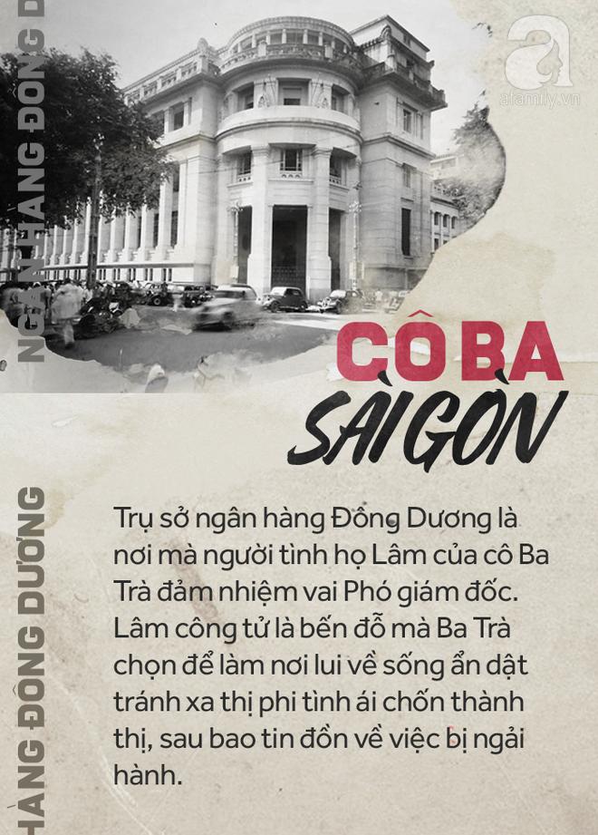 """""""Cô Ba Sài Gòn"""" ngoài đời thực: Nhan sắc thu phục đàn ông và cuộc chạy trốn cuối đời vì tin đồn chơi ngải - Ảnh 3."""