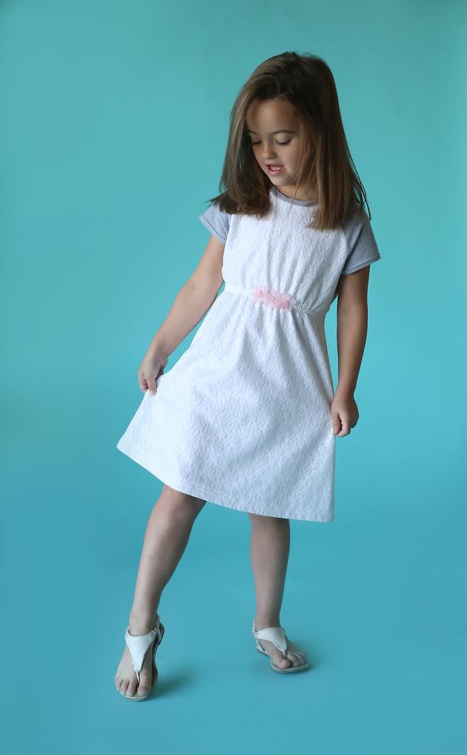 Cách may váy xoè cho bé yêu cực chi tiết - Ảnh 9.