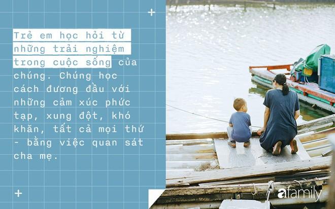 Bố mẹ cho phép con mới được... làm người! là cách mà chúng ta đang nuôi dạy con - Ảnh 3.