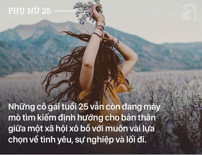 Chạm ngưỡng chênh vênh tuổi 25 - Ngẫm về những điều phụ nữ trẻ thao thức mỗi đêm dài - Ảnh 1.