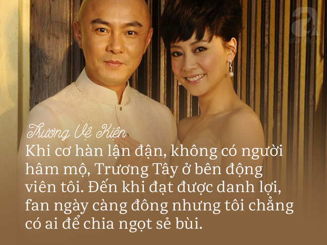 Trương Vệ Kiện - Trương Tây: Không cần thề non hẹn biển, chỉ cần anh tin tưởng nắm chặt tay em vượt bão giông - Ảnh 2.