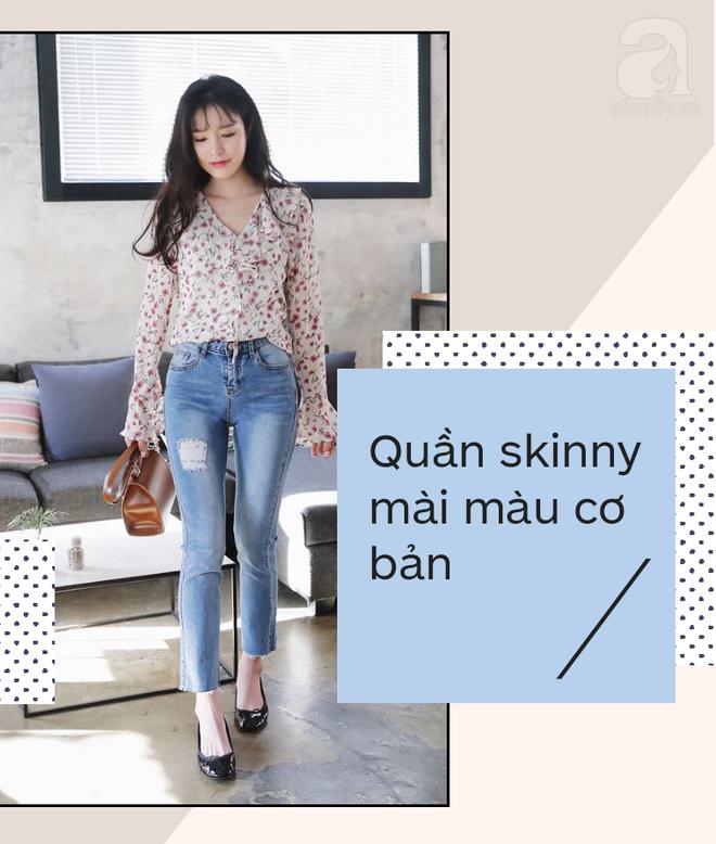 Muốn mặc quần jeans nhưng lại ngại chân ngắn, bạn cứ mua 7 kiểu quần này - Ảnh 3.