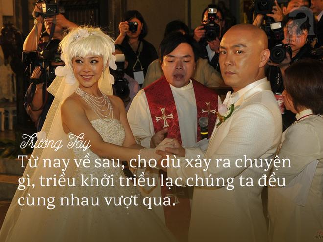 Trương Vệ Kiện - Trương Tây: Không cần thề non hẹn biển, chỉ cần anh tin tưởng nắm chặt tay em vượt bão giông - Ảnh 3.