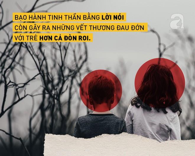 Sự thật là, đứa trẻ nào trên đời cũng có một vết sẹo từ hành vi bạo lực của cha mẹ - Ảnh 5.