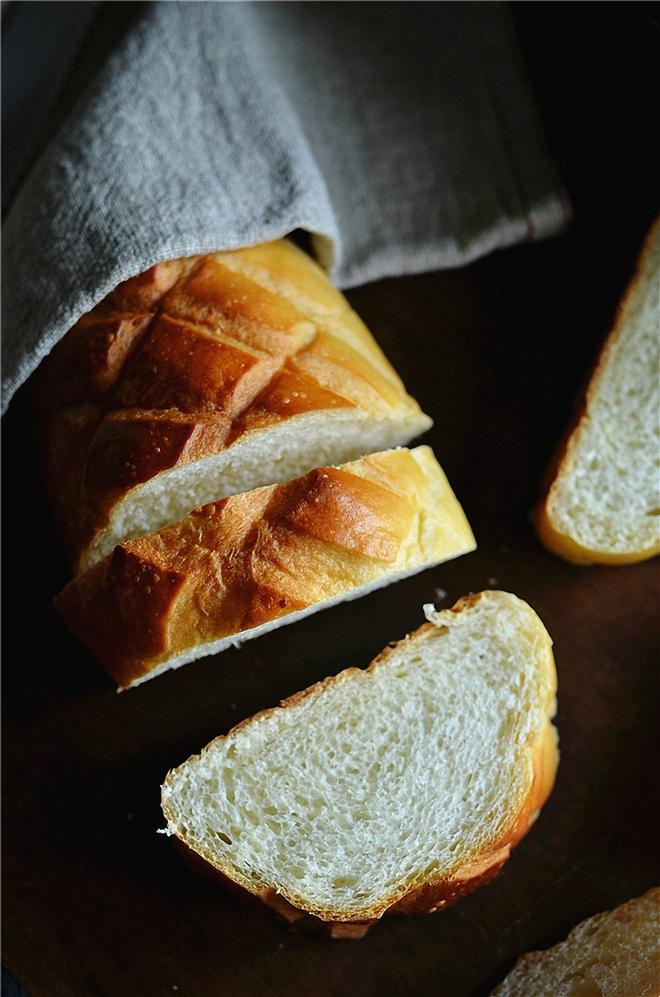 Công thức làm bánh mỳ bơ vỏ giòn tan thơm phức cực ngon - Ảnh 8.