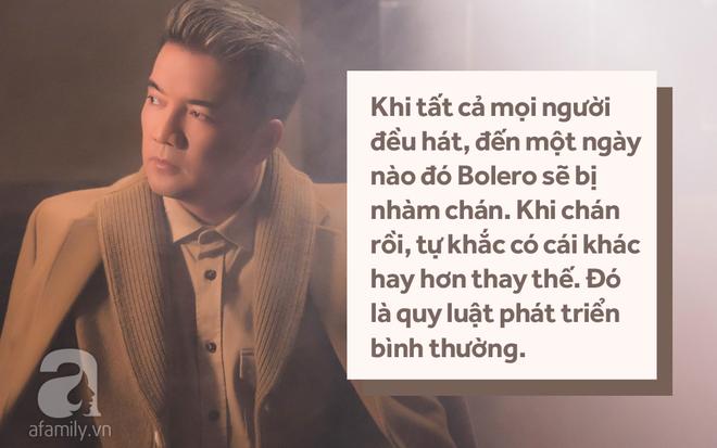 Đàm Vĩnh Hưng thẳng thắn nói về Tùng Dương: Người ích kỷ như thế thì mình không cần thiết! - Ảnh 8.